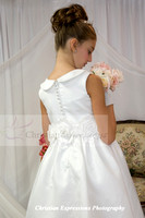 First Communion Dress Style 7000
