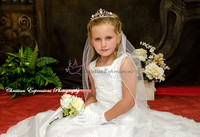 First Communion Dress Style 5061
