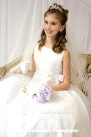 First Communion Dress Style 8012