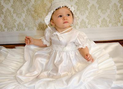Girls Christening Gowns