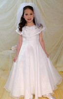 First Communion Dress Style 8001