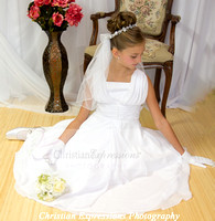 First Communion Dress Style 5348