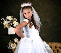 First Communion Dresses in USA